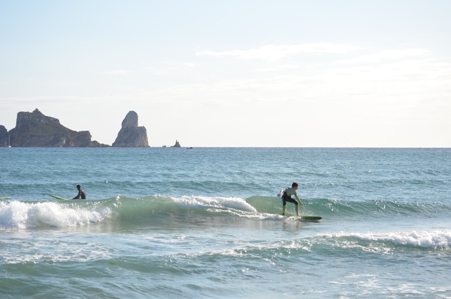 Curs Adults surf costa brava 059