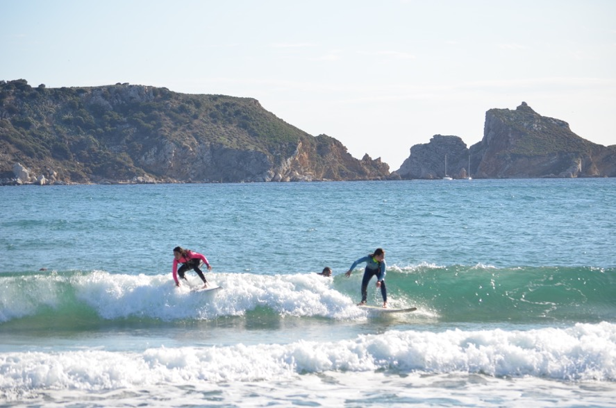 Curs Adults surf costa brava 082