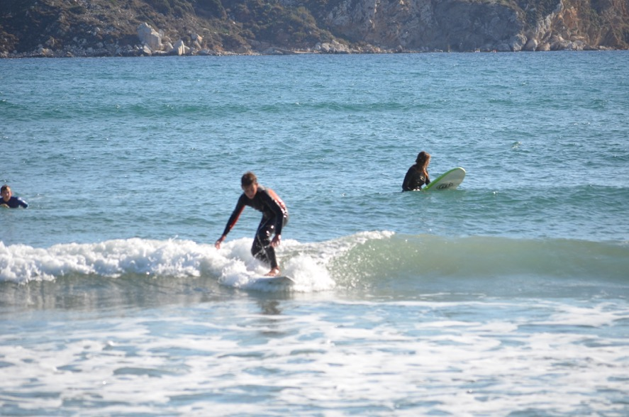 Curs Adults surf costa brava 093