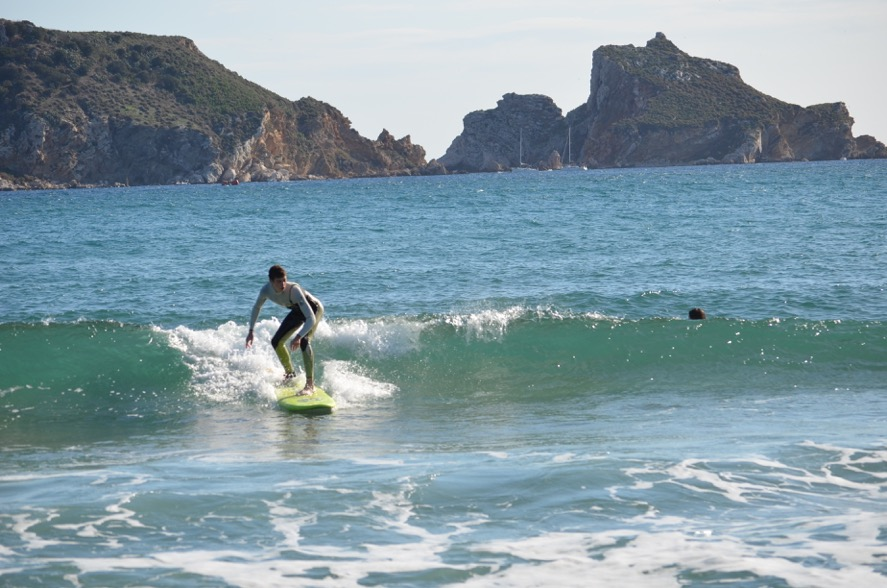 Curs Adults surf costa brava 110