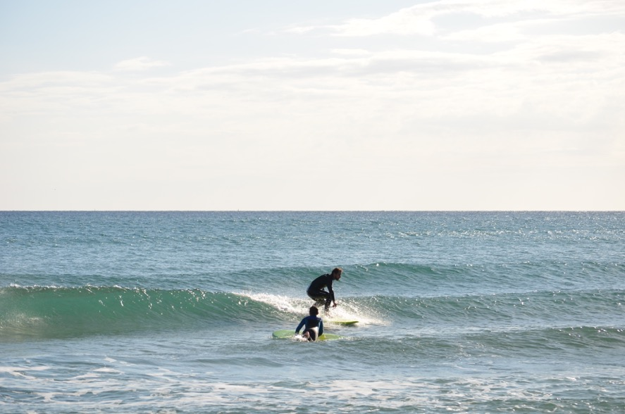 Curs Adults surf costa brava 165