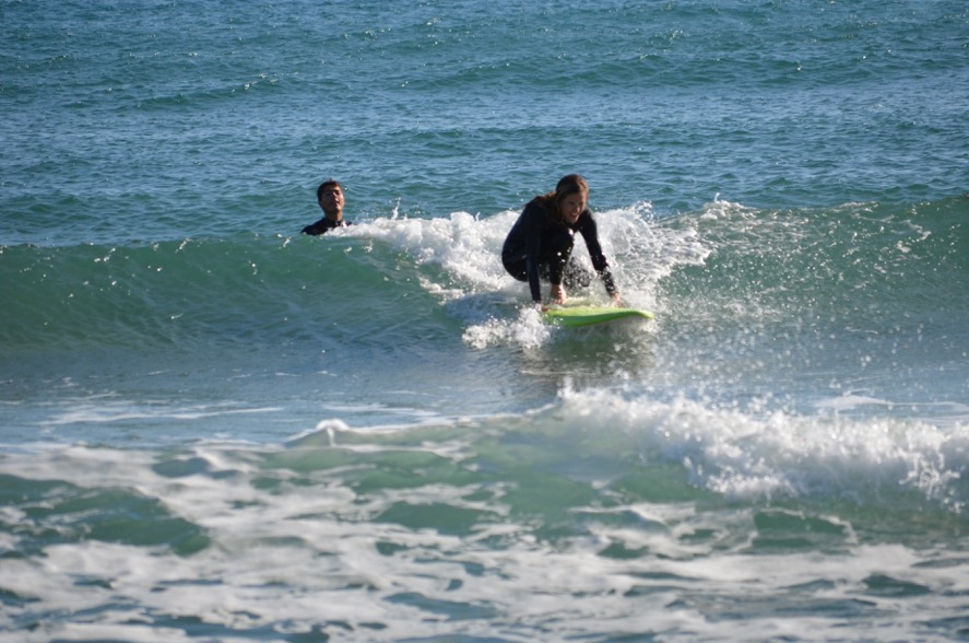 Curs Adults surf costa brava 186