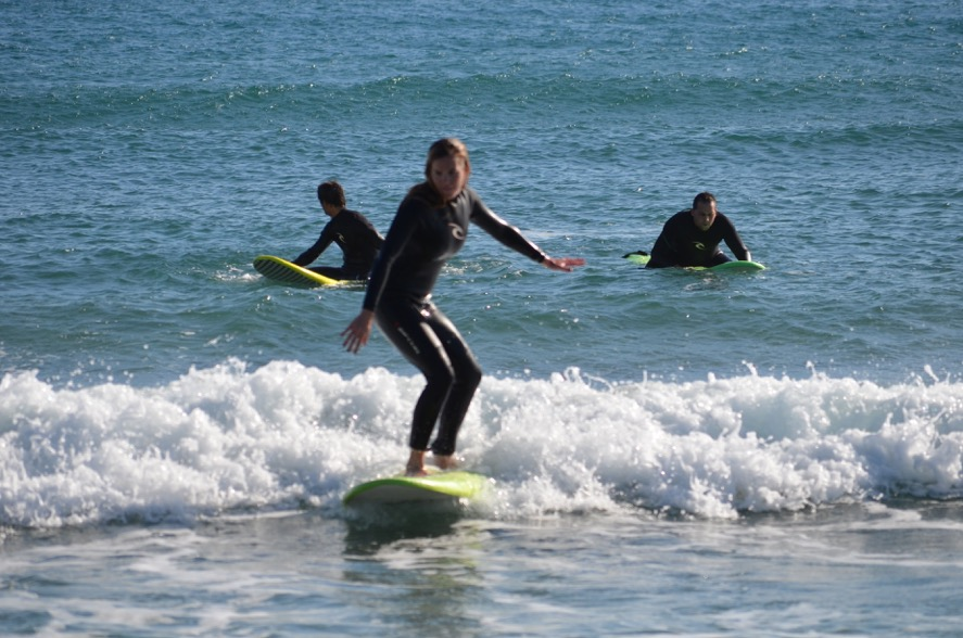 Curs Adults surf costa brava 198