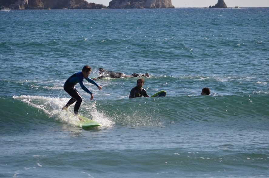 Curs Adults surf costa brava 244